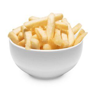 新鮮牌直切白薯