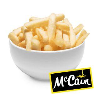 McCain straight cut white chips