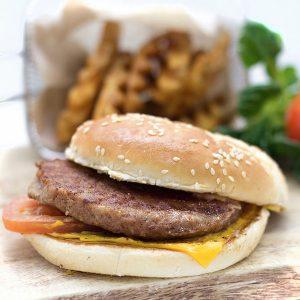 先鋒快熟漢堡肉