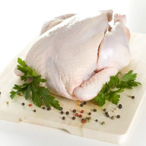 新鮮或急凍全只雞