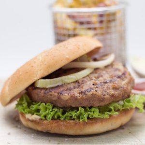 先鋒 bbq burger