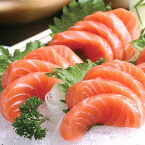 三文魚(去皮去骨) 1