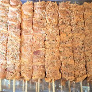 EZ spicy kebab